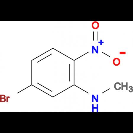 5-Bromo-N-methyl-2-nitroaniline