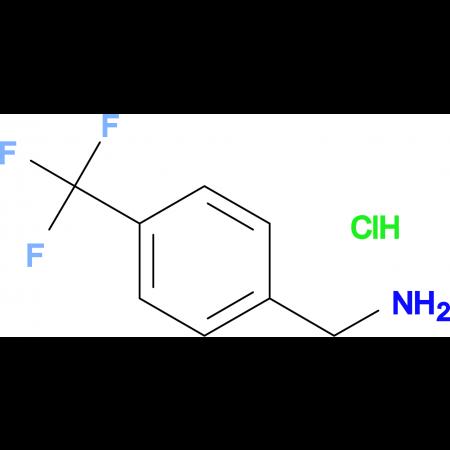 (4-(Trifluoromethyl)phenyl)methanamine hydrochloride