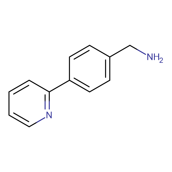 (4-(Pyridin-2-yl)phenyl)methanamine