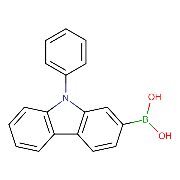 (9-Phenyl-9H-carbazol-2-yl)boronic acid