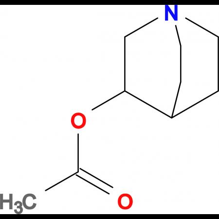 Quinuclidin-3-yl acetate