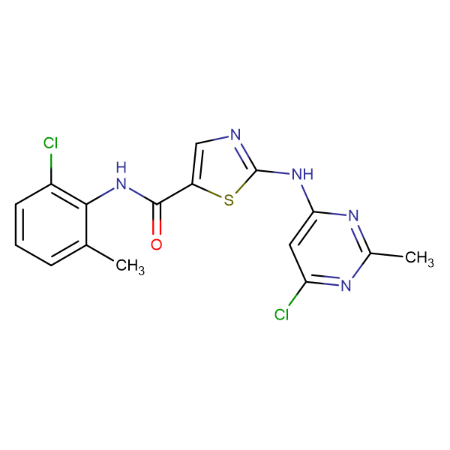 2-((6-Chloro-2-methylpyrimidin-4-yl)amino)-N-(2-chloro-6-methylphenyl)thiazole-5-carboxamide