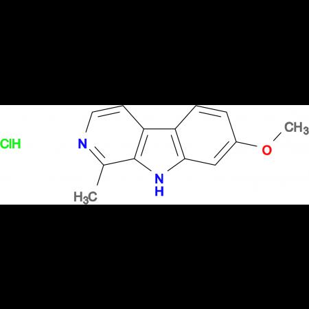 7-Methoxy-1-methyl-9H-pyrido[3,4-b]indole hydrochloride