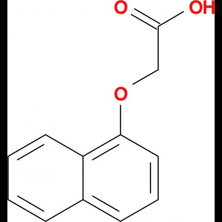 2-(Naphthalen-1-yloxy)acetic acid
