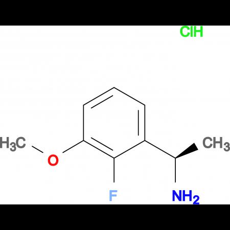 (R)-1-(2-Fluoro-3-methoxyphenyl)ethanamine hydrochloride