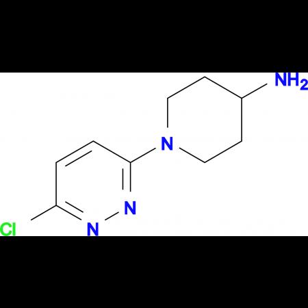1-(6-Chloropyridazin-3-yl)piperidin-4-amine