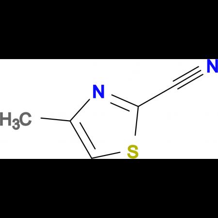 4-Methylthiazole-2-carbonitrile
