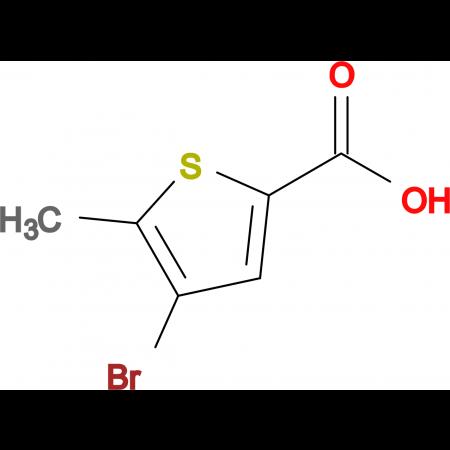 4-Bromo-5-methylthiophene-2-carboxylic acid