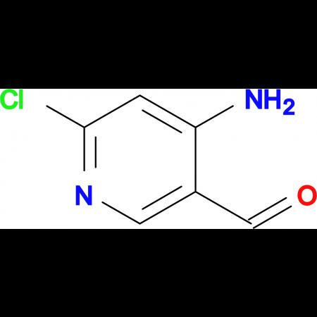4-Amino-6-chloronicotinaldehyde