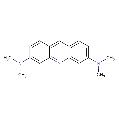 N3,N3,N6,N6-Tetramethylacridine-3,6-diamine