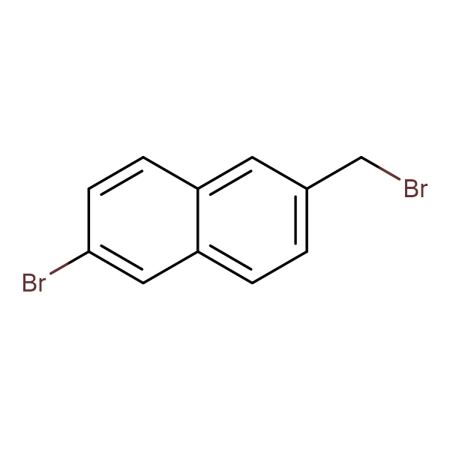2-Bromo-6-(bromomethyl)naphthalene