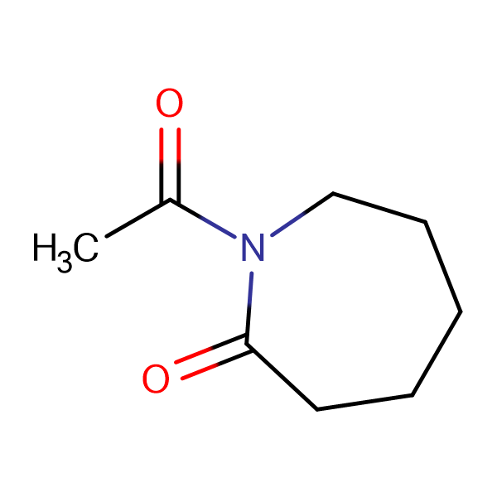 1-Acetylazepan-2-one