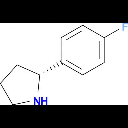 (R)-2-(4-Fluorophenyl)pyrrolidine