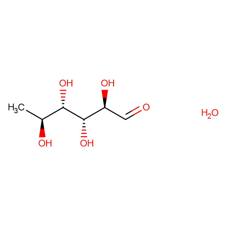 (2R,3R,4S,5S)-2,3,4,5-Tetrahydroxyhexanal hydrate