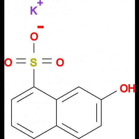 Potassium 7-hydroxynaphthalene-1-sulfonate