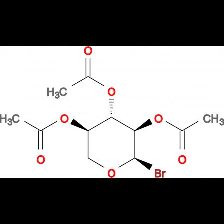 (2R,3R,4S,5R)-2-Bromotetrahydro-2H-pyran-3,4,5-triyl triacetate