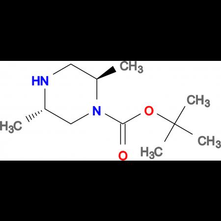 (2R,5S)-tert-Butyl 2,5-dimethylpiperazine-1-carboxylate