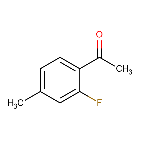1-(2-Fluoro-4-methylphenyl)ethanone