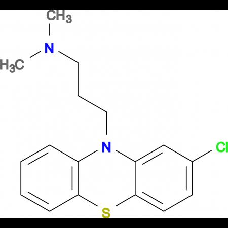 3-(2-Chloro-10H-phenothiazin-10-yl)-N,N-dimethylpropan-1-amine
