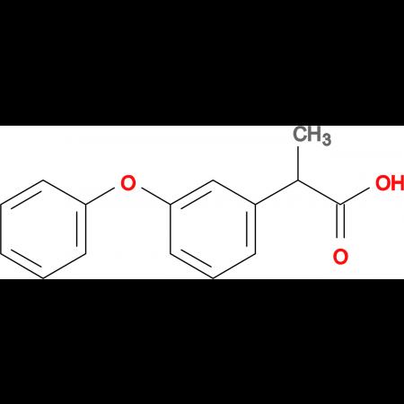 2-(3-Phenoxyphenyl)propanoic acid