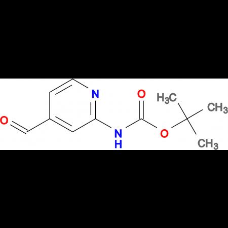 tert-Butyl (4-formylpyridin-2-yl)carbamate