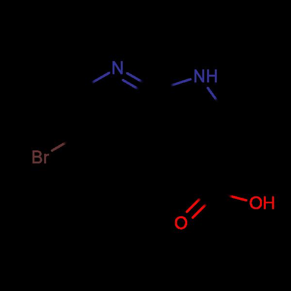 5-Bromo-6-methyl-1H-pyrrolo[2,3-b]pyridine-3-carboxylic acid