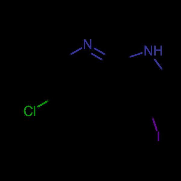 5-Chloro-3-iodo-6-methyl-1H-pyrrolo[2,3-b]pyridine