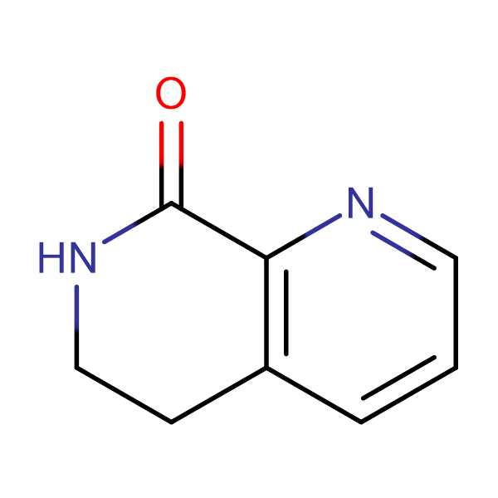 6,7-Dihydro-1,7-naphthyridin-8(5H)-one