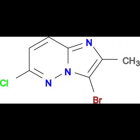 3-Bromo-6-chloro-2-methylimidazo[1,2-b]pyridazine