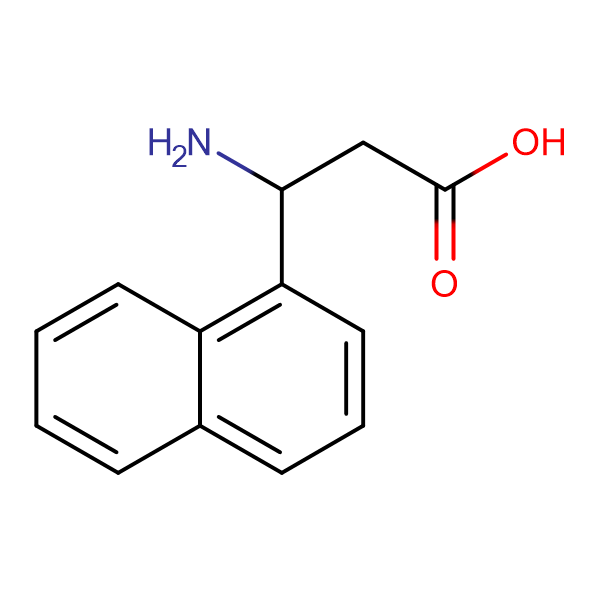 3-Amino-3-(1-naphthyl)propanoic acid
