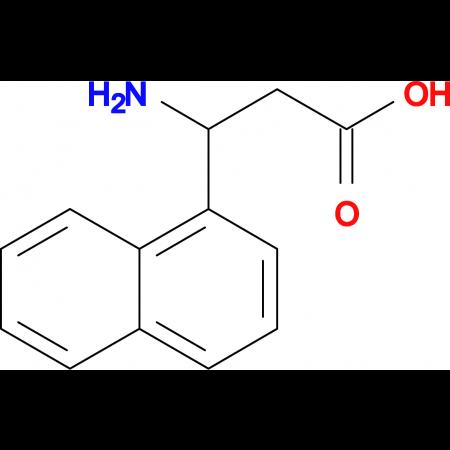 3-Amino-3-(1-naphthyl)propanoic acid