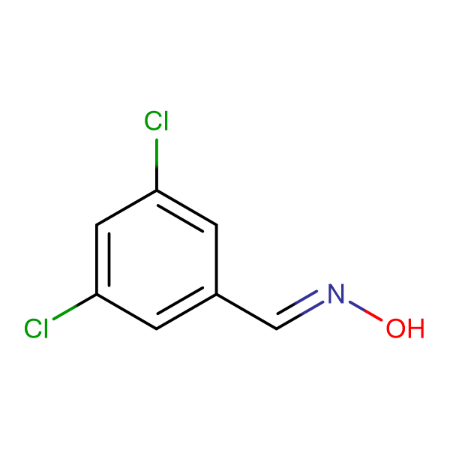 3,5-dichlorobenzaldehyde oxime