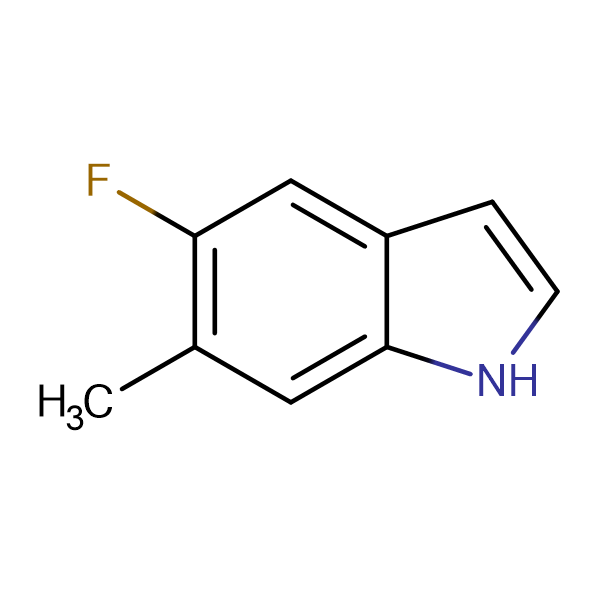 5-FLUORO-6-METHYL-1H-INDOLE
