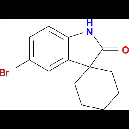5'-BROMOSPIRO[CYCLOHEXANE-1,3'-INDOLIN]-2'-ONE