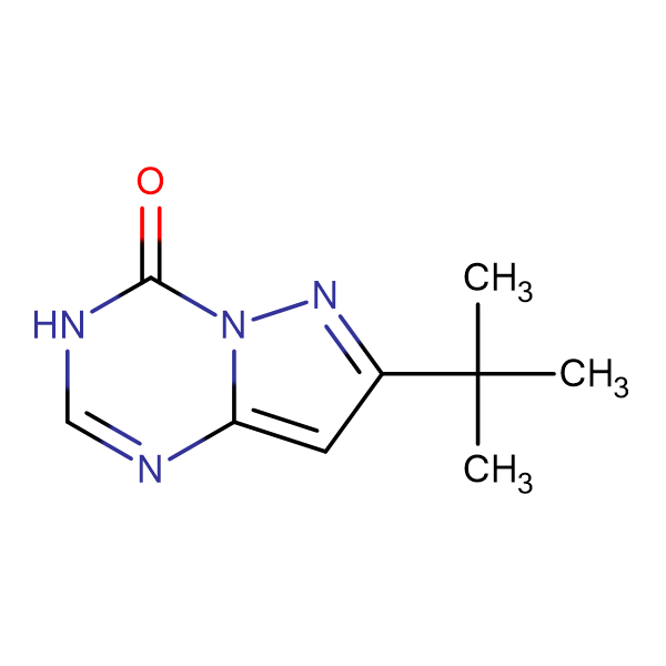 7-TERT-BUTYLPYRAZOLO[1,5-A][1,3,5]TRIAZIN-4(3H)-ONE