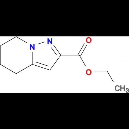 Ethyl 4,5,6,7-tetrahydropyrazolo[1,5-a]pyridine-2-carboxylate
