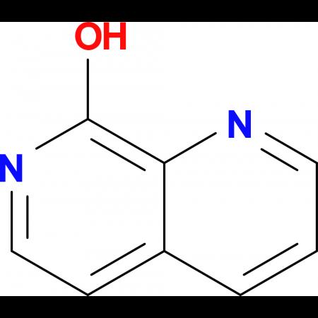 1,7-NAPHTHYRIDIN-8-OL
