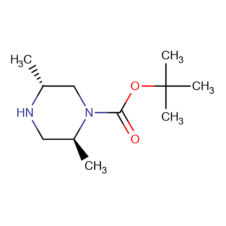 (2S,5R)-1-BOC-2,5-DIMETHYLPIPERAZINE