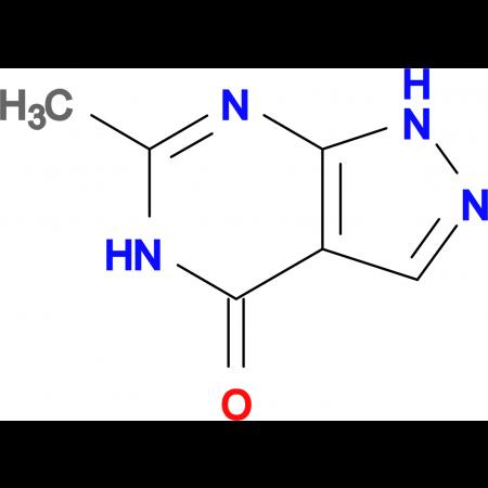 6-METHYL-1H-PYRAZOLO[3,4-D]PYRIMIDIN-4(5H)-ONE