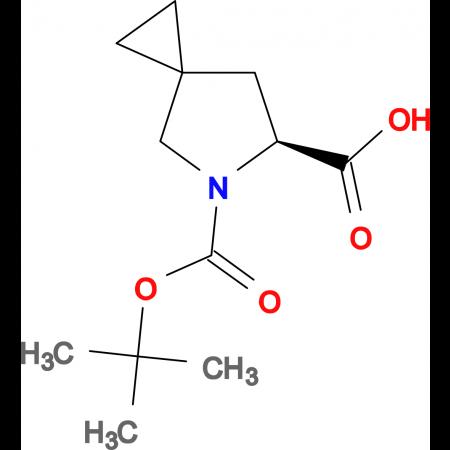 (S)-5-BOC-5-AZASPIRO[2.4]HEPTANE-6-CARBOXYLIC ACID