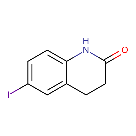 6-IODO-3,4-DIHYDRO-1H-QUINOLIN-2-ONE
