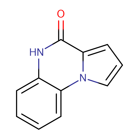 5H-PYRROLO[1,2-A]QUINOXALIN-4-ONE