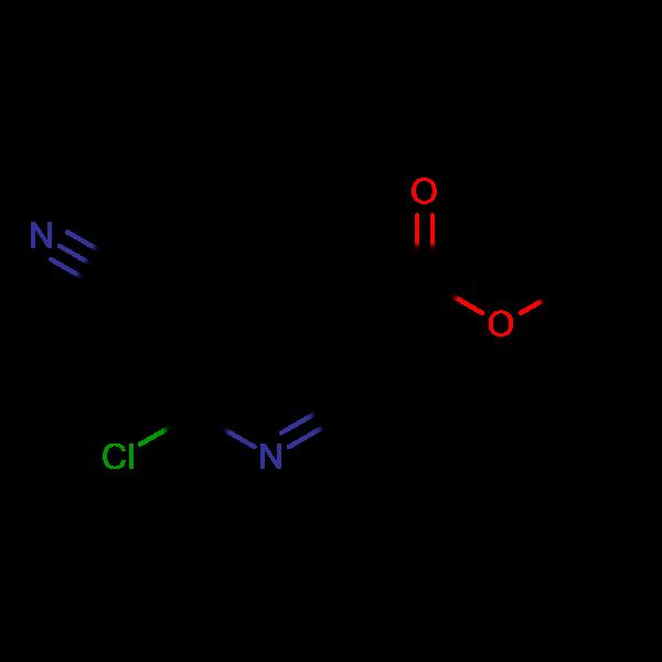 METHYL 6-CHLORO-5-CYANO-2-METHYLNICOTINATE