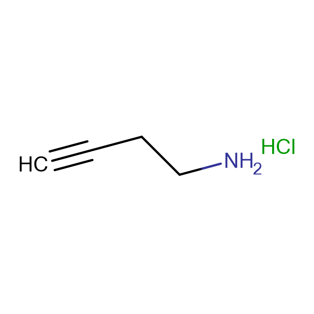 BUT-3-YN-1-AMINE HCL