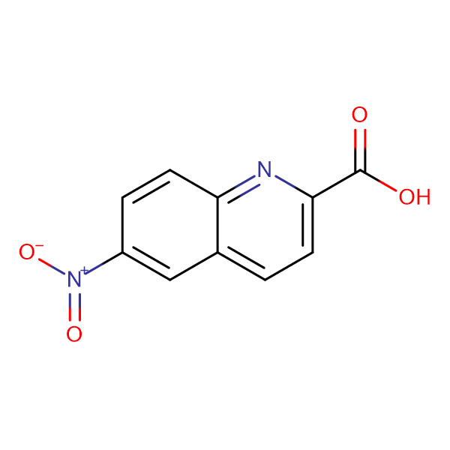 6-NITROQUINOLINE-2-CARBOXYLIC ACID