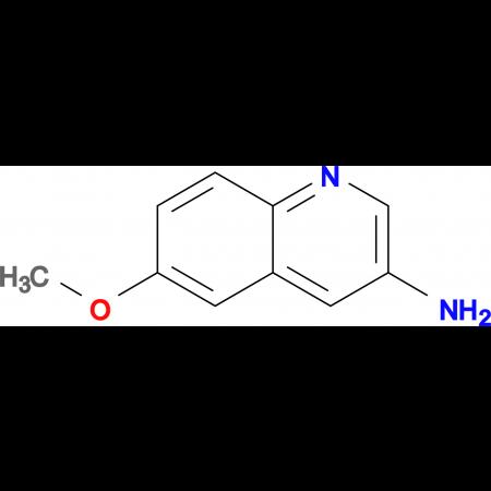 6-METHOXYQUINOLIN-3-AMINE