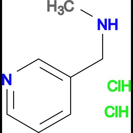 N-Methyl-1-(pyridin-3-yl)methanamine dihydrochloride