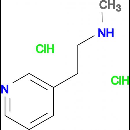 N-METHYL-2-(PYRIDIN-3-YL)ETHANAMINE 2HCL