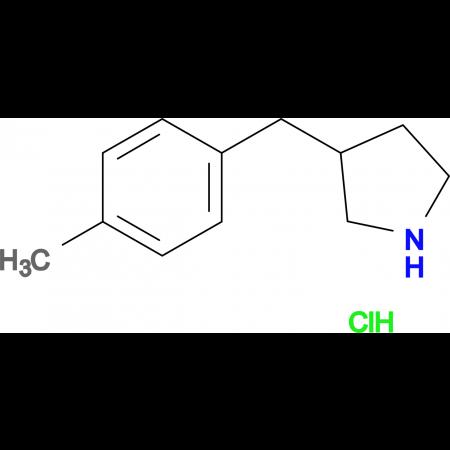 3-(4-METHYLBENZYL)PYRROLIDINE HCL
