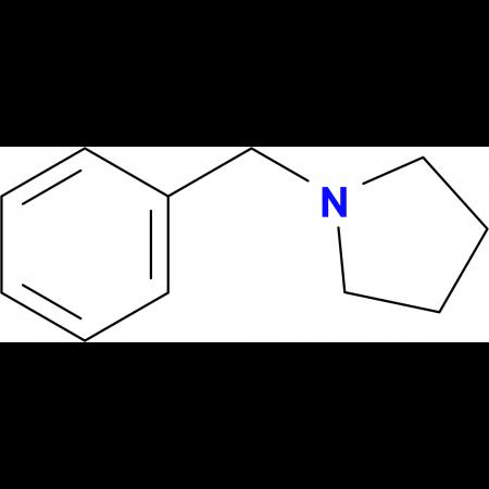 1-Benzylpyrrolidine
